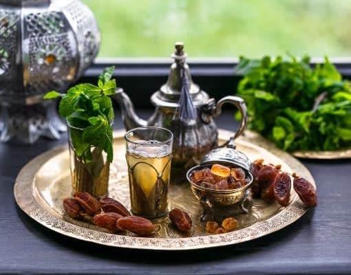 marokkansk te mynte Attay, marokkansk te, marokko, mynte, mynte te