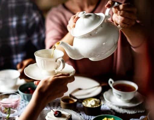 teselskab breakfast tea, cream tea, earl grey, engelsk te, england, fløde te, storbrittanien, teselskab, teselskaber