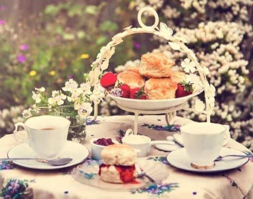 breakfast tea breakfast tea, cream tea, earl grey, engelsk te, england, fløde te, storbrittanien, teselskab, teselskaber