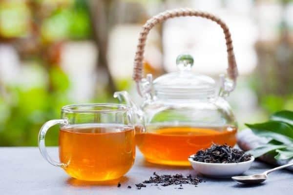 te assam, assam te, chai te, darjeeling, darjeeling te, historie, hvad er, hvordan fremstilles, indien, indisk te